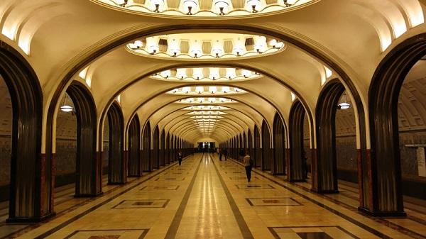 Thông tin vé máy bay tháng 12/2016 đi Moscow mới nhất