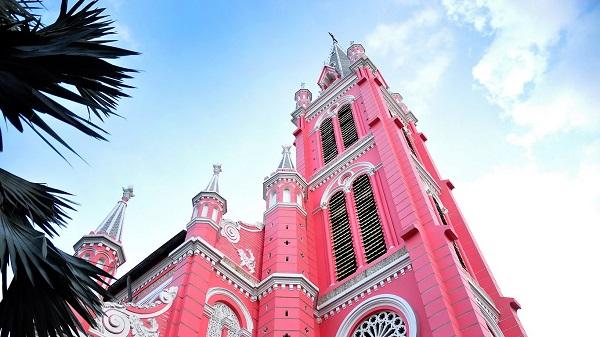 Nhà thờ hồng