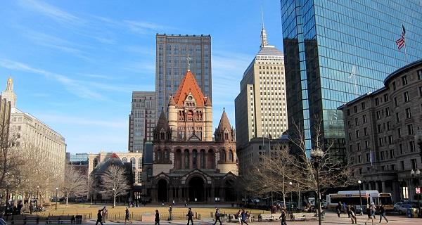 Khám phá vẻ đẹp cổ kính và lãng mạn ở Boston