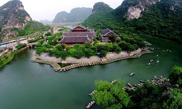 Quần thể Tràng An, điểm đến hấp dẫn nhất Ninh Bình