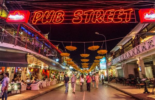 Siem Riep – thành phố quyến rũ nhất định phải tới khi ghé thăm Campuchia