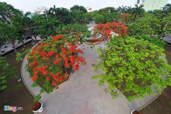 Vé máy bay đi Sài Gòn - Vẻ đẹp thành phố Hải Phòng