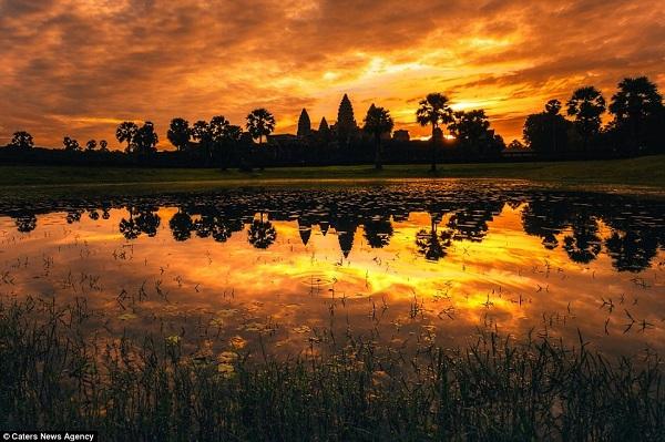 Cùng vé máy bay đi Campuchia khám phá vẻ đẹp của đất nước này
