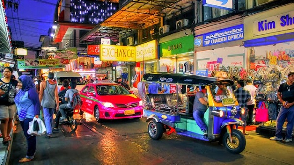 """Đôi nét về """"thiên đường mua sắm"""" Thái Lan"""