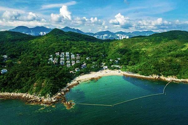 Vé máy bay đi Hong Kong - Vẻ đẹp biển trên Đảo Lamma
