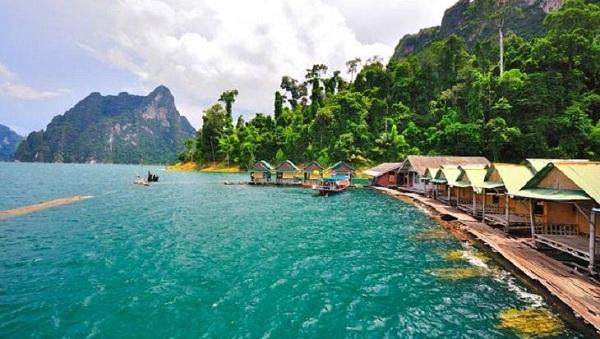 Vé máy bay đi Thái Lan - Công viên nhà nước Khao Sok