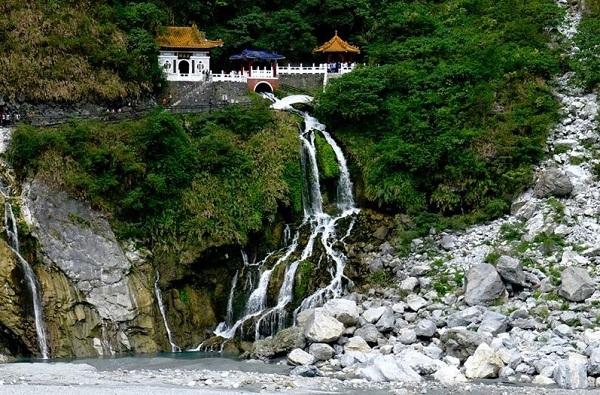 Vé máy bay đi Đài Loan - Công viên quốc gia Taroko, Hualien