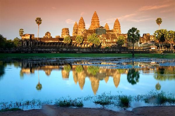 Vé máy bay đi Campuchia - Đôi nét về đất nước Campuchia cổ kính
