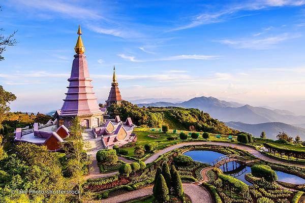 Vé máy bay đi Thái Lan - Choàng ngợp trước vẻ đẹp Chiang Mai