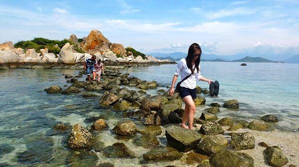 Cùng vé máy bay Vietnam Airlines khám phá vẻ đẹp Nha Trang