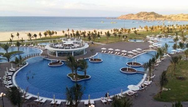 Vé máy bay đi Quy Nhơn - FLC Luxury Resort & Hote