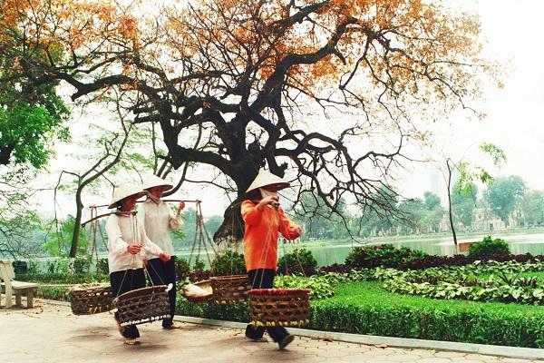 Cùng vé máy bay đi Hà Nội khám phá đôi nét về Hà Nội
