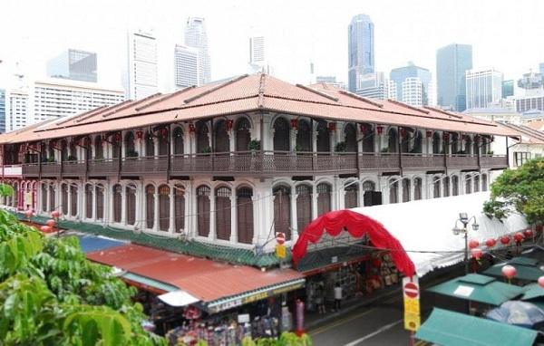 Vé máy bay đi Singapore - Khách sạn Santa Grand Hotel Lai Chun Yuen