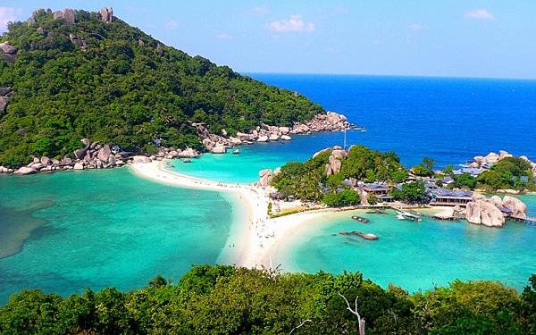 Đặt vé máy bay Vietnam Airlines đi Thai Lan khám phá Koh Tao