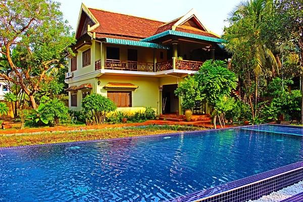 Vé máy bay đi Campuchia - Nikkivinsi Boutique Villa