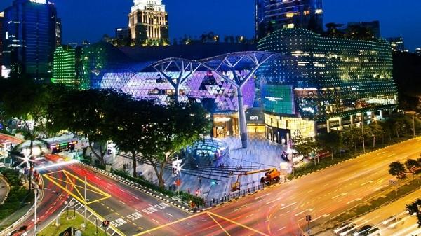 Mua vé máy bay đi Singapore ghé thăm Orchard Road