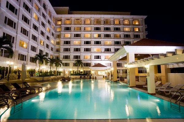 Vé máy bay đi Sài Gòn - Palace Hotel Saigon