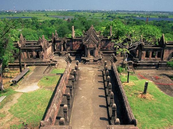 Vé máy bay đi Campuchia - Vẻ đẹp cổ kinh Preah Vihear