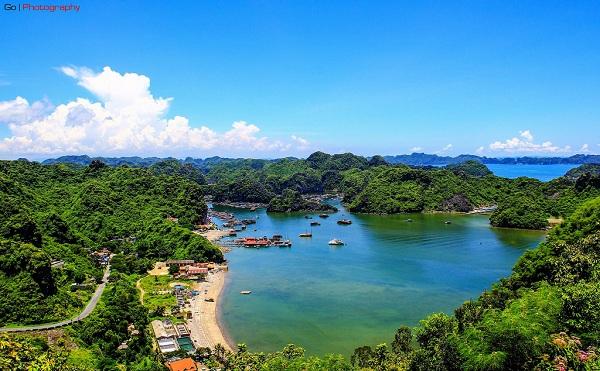 Vé máy bay đi Hải Phòng - Quần đảo Cát Bà