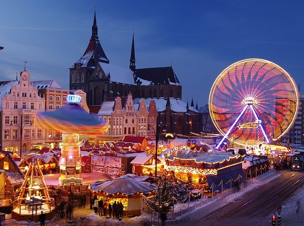 Vé máy bay đi Hà Lan - Thành phố Amsterdam sôi động