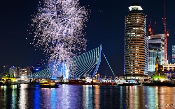 Cùng vé máy bay đi Hà Lan khám phá Thành phố Rotterdam