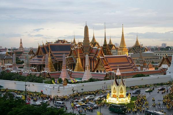 Vé máy bay đi Thái Lan - Thủ đô Bangkok
