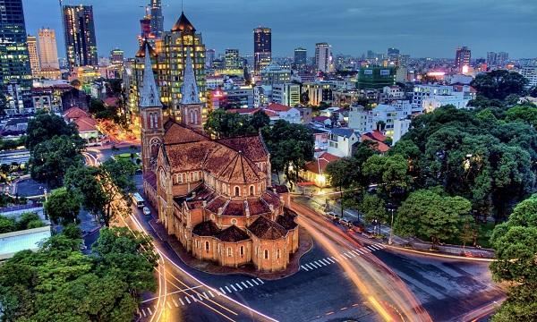 Vé máy bay đi Sài Gòn - Vài nét về thành phố Hồ Chí Minh