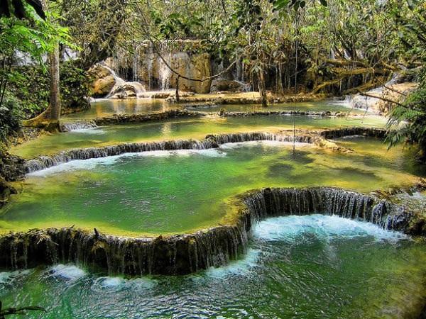Vé máy bay đi Lào - Vẻ đẹp thiên nhiên Lào