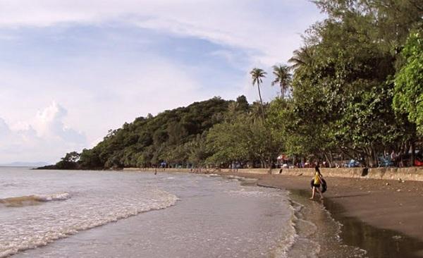 Cùng vé máy bay đi Rạch Giá đến bãi biển Mũi Nai
