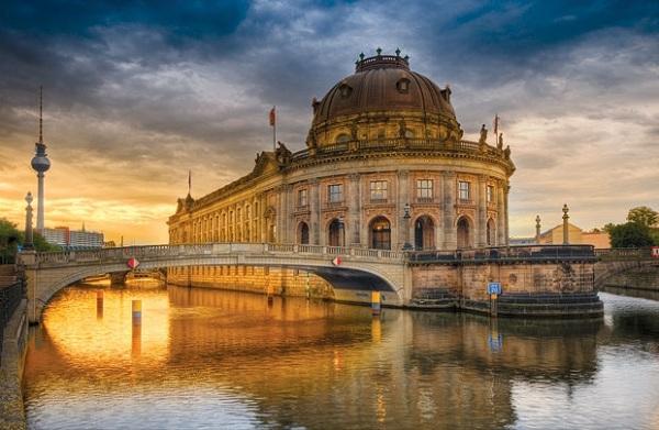 Vé máy bay đi Đức - Đảo bảo tàng ở Berlin