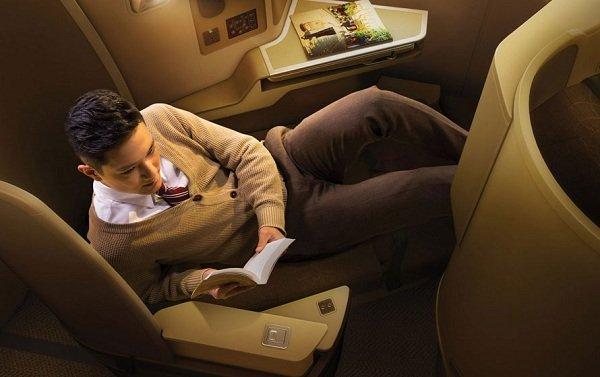 Bay Vietnam Airlines và trải nghiệm dịch vụ 5 sao