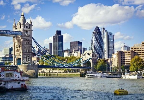 Vé máy bay đi Anh - Du lịch ấn tượng nước Anh