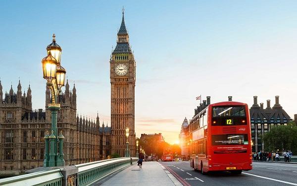 Vé máy bay đi Anh - Khám phá thủ đô London