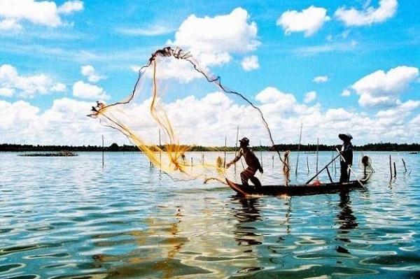 Vé máy bay đi Cà Mau - Mùa nước nổi Cà Mau