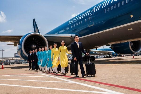 Văn phòng chính hãng Vietnam Airlines tại Hà Nội