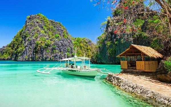 Vé máy bay đi Philippines - Nghĩ ngơi thoải mái ở Philippines