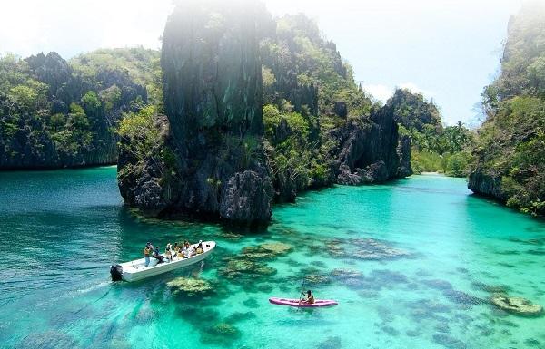 Vé máy bay đi Philippines - Điểm du lịch đẹp nhất thế giới El Nido