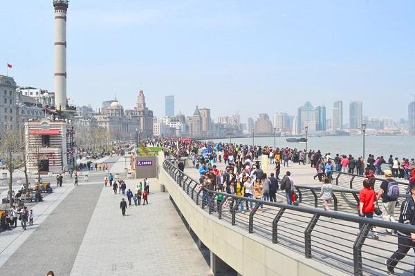 Vé máy bay đi Thượng Hải - Cảng sầm uất nhất thế giới Bến Thượng Hải