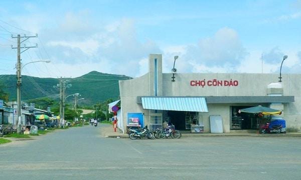 Vé máy bay đi Côn Đảo - Đến thăm Chợ Côn Đảo