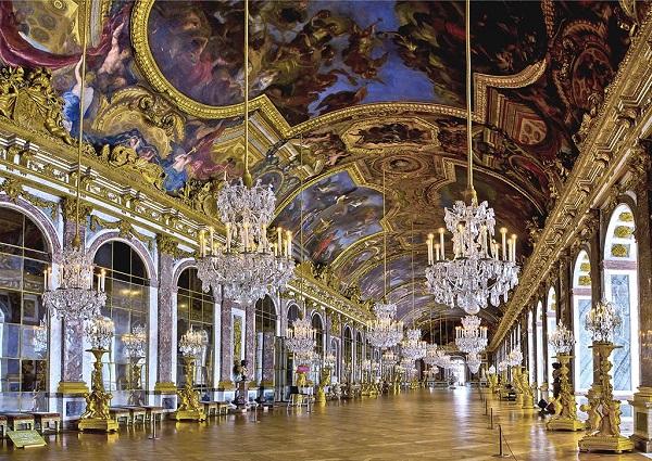 Vé máy bay đi Pháp - Vẻ xa hoa tráng lệ ở Cung điện Versailles