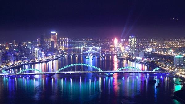 Vé máy bay đi Đà Nẵng - Những cây cầu đẹp mắt ở Đà Nẵng