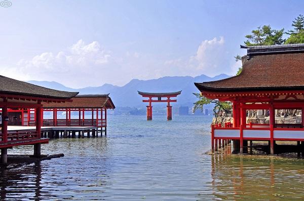 Vé máy bay đi Nhật Bản - Vẻ đẹp thành phố mới Hiroshima