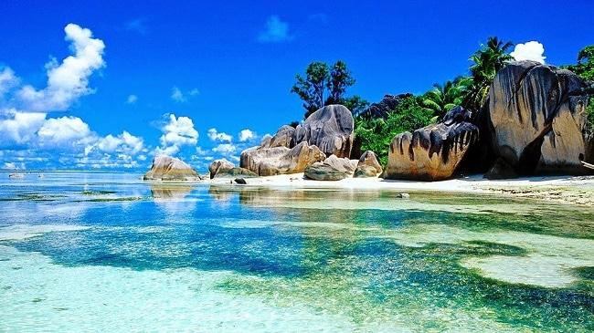 Quần đảo Seychelles ở Madagascar