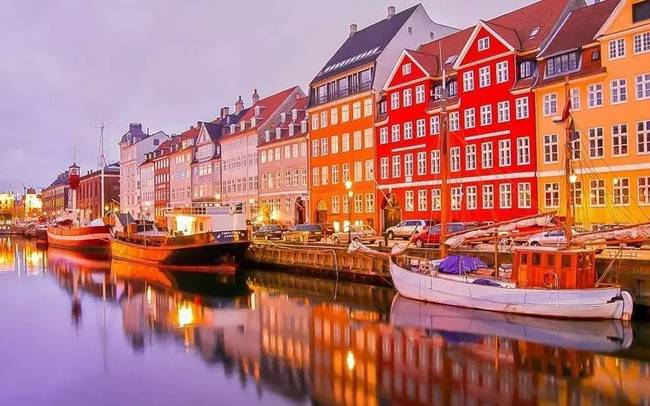 Thủ đô Copenhagen, Đan Mạch