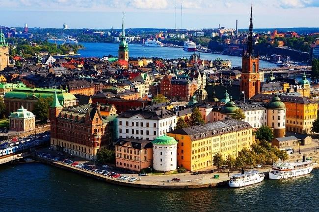 Thủ đô Copenhagen