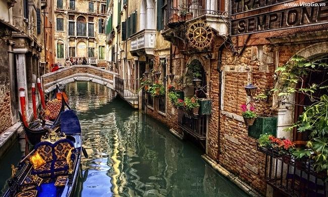 Thủ đô Venice