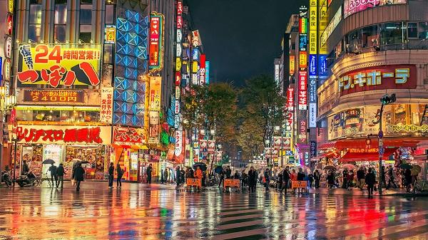 Vé máy bay đi Nhật Bản - Tokyo thủ đô xinh đẹp của Nhật Bản