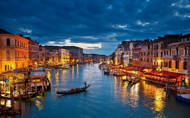 Venice đất nước Ý