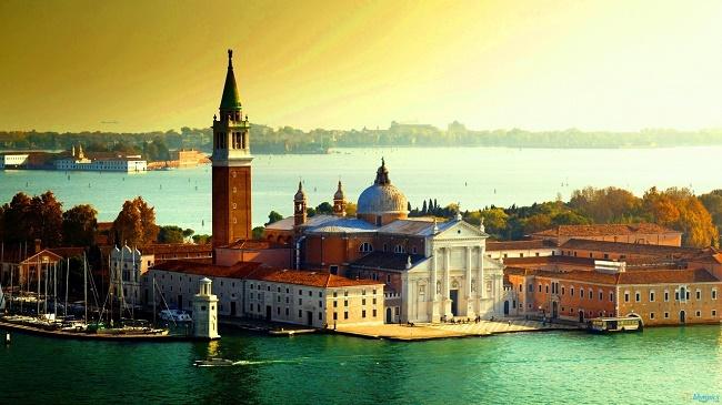 Venice của đất nước Ý