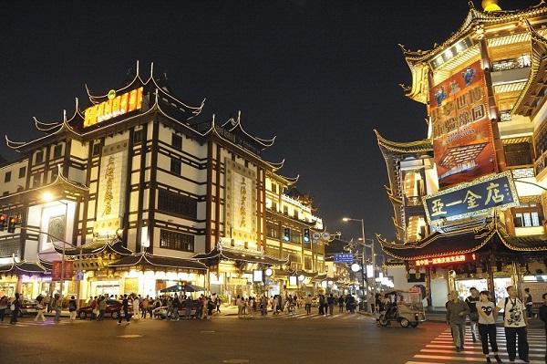 Cùng vé máy bay đi Thượng Hải thỏa thích mua sắm